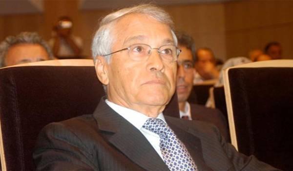 Chakib Khelil.