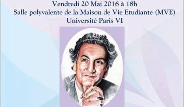 Conférence-débat sur Hocine Aït Ahmed vendredi soir à Paris