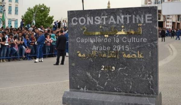 Une des dernières hérésie identitaires du pouvoir : Constantine capitale arabe.