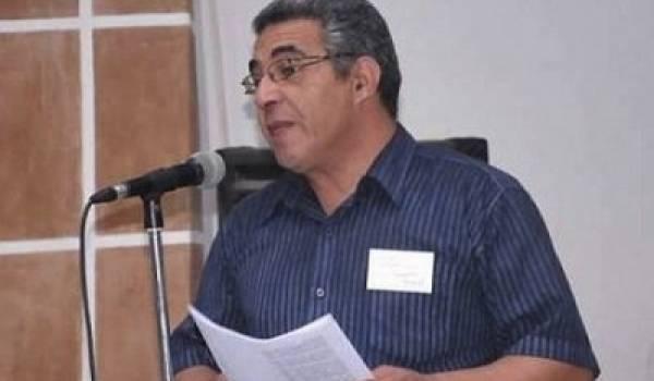 Hamid Ferhi, coordinateur du MDS.