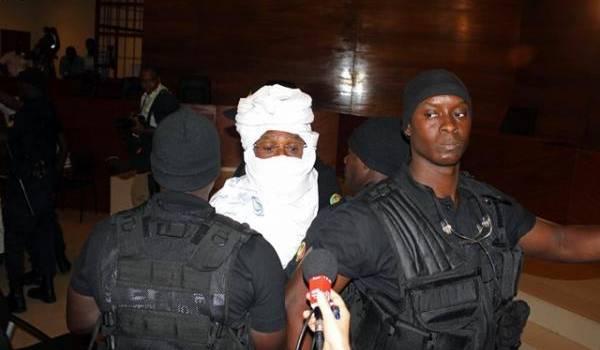 Hissène Habri a dirigé le Tchad pendant 8 ans dans la terreur.