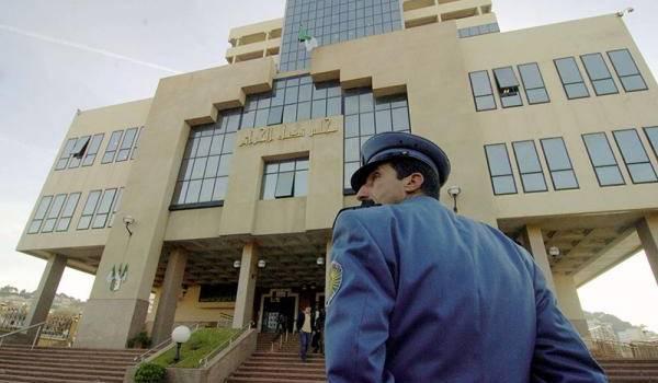 Les Algériens ont perdu confiance en la justice.