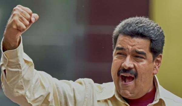 Nicolas Maduro, président du Venezuela de plus en plus contesté.