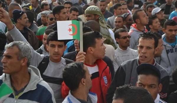 Les jeunes Algériens sont réprimés, méprisés et oubliés par les autorités.