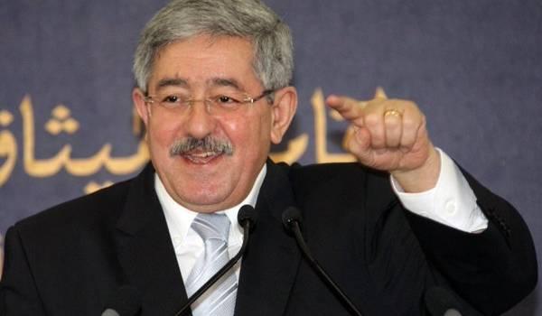 Ahmed Ouyahia se gausse d'une élection à l'européenne.