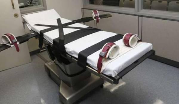 L'instrument de la mort aux USA.