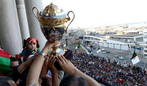 Le MCA bat le NAHD 1-0 et remporte la coupe d'Algérie