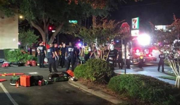50 morts et 53 blessés dans une fusillade à Orlando (Etats-Unis)