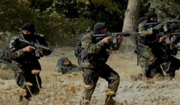L'ANP a abattu huit terroristes dans la nuit de lundi