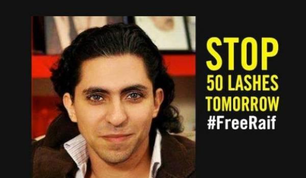 Le militant Raif Badawi maintenu en prison.