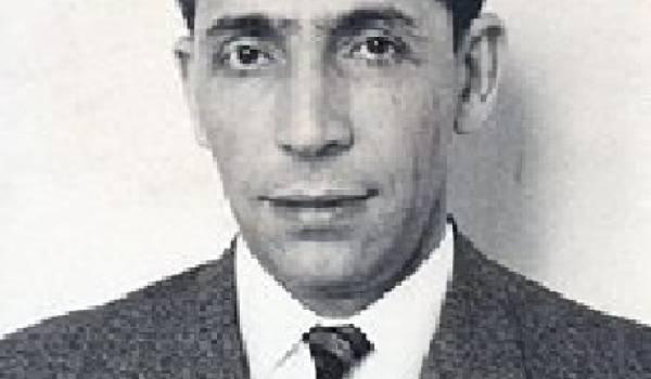 Mohamed Boudiaf à l'époque de la guerre de libération