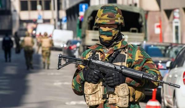 Importante opération antiterroriste menée contre deux individus en Belgique. Photo AFP