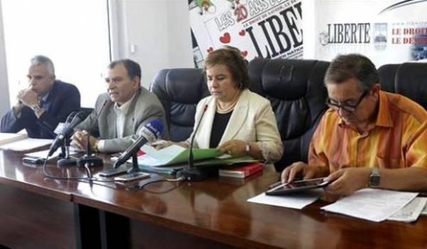Des avocats d'El Khabar/Ness Prod.