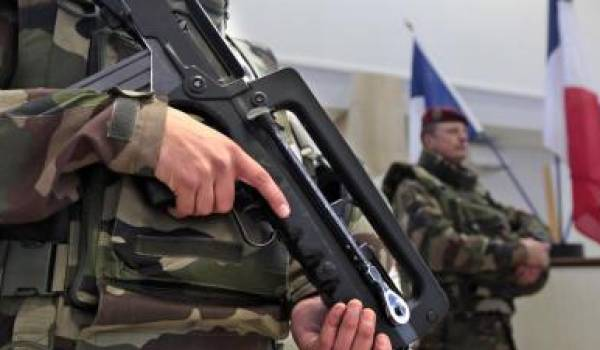A deux jours de l'ouverture de l'Euro de football, les services de sécurité sont sur leur garde.