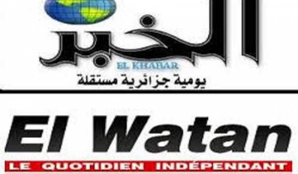 Deux journalistes d'El Watan et El Khabar empêchés de couvrir les funérailles du chef de la Rasd
