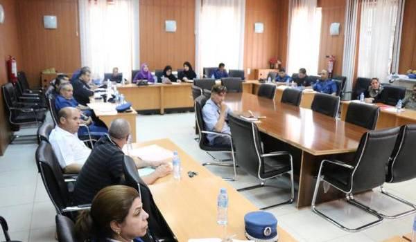 Réunion au sommet à Batna pour lutte contre l'informel