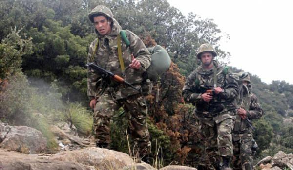 L'opération ratissage des maquis de Taza est en cours annonce l'ANP