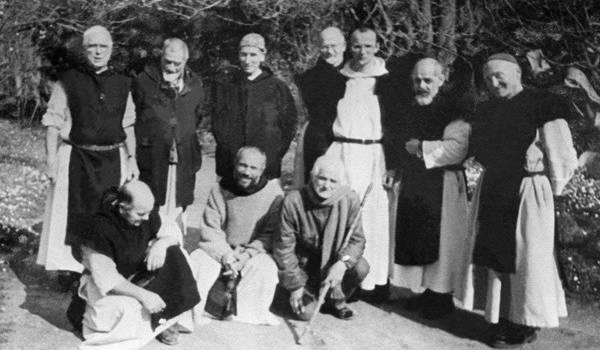 Les moines trappistes ont été assassinés quelque part dans le massif de l'Atlas blidéen.