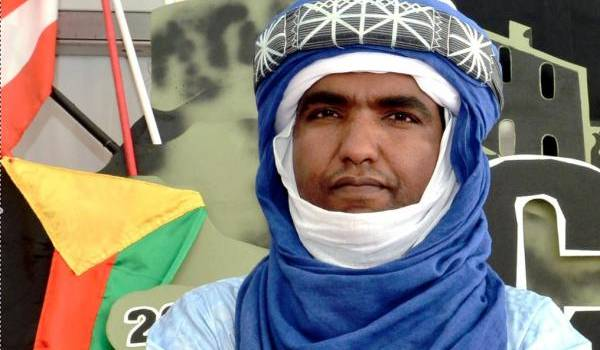 Moussa Ag Assarid.