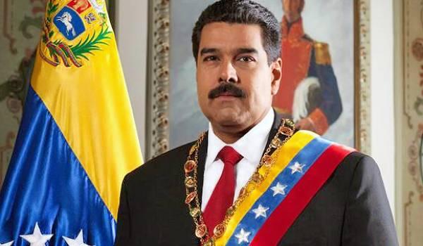 Nicolas Maduro, président du Venezuela.