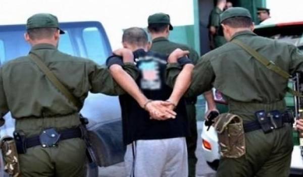 La gendarmerie a procédé à de nombreuses arrestations dans le monde de l'enseignement. Photo Archives.