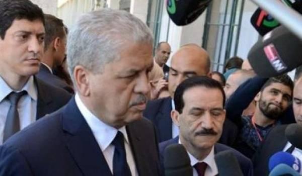 Abdelmalek Sellal et son gouvernement sont dépourvus de vision prospective pour l'Algérie.
