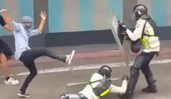 Le Venezuela plongé dans la crise.