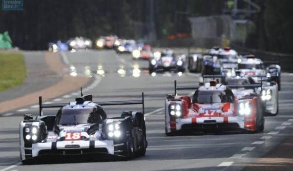 Victoire surprise de Porsche à la 84e édition des 24 Heures du Mans.