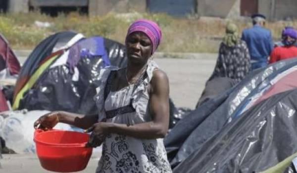 Les réfugiés africains sont parfois la cible d'actes racistes en Algérie.