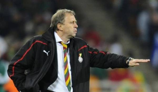 Le Serbe Milovan Rajevac