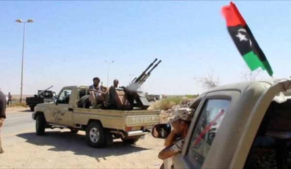Les unités pro-gouvernementales sont en train de prendre le contrôle de Syrte.