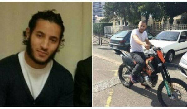 Larossi Abballa, l'assassin des deux fonctionnaires de police.