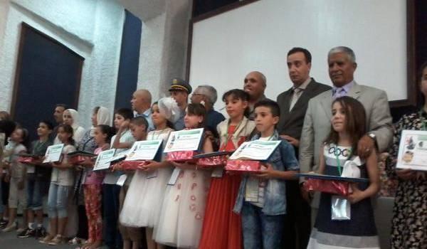 Les meilleurs élèves de Batna honorés.