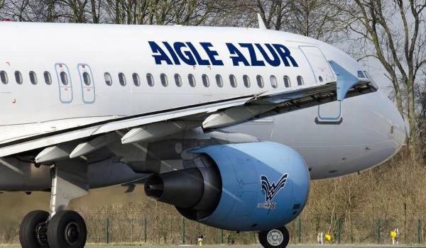Aigle Azur menacée par une grève.