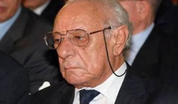 Boualem Bessaïh.