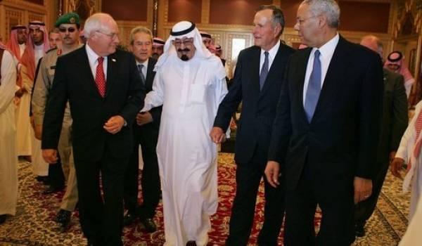 L'Arabie saoudite s'est toujours appuyé sur les puissant du moment.