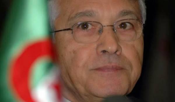 Khelil, ancien ministre de l'Energie au coeur des affaires.