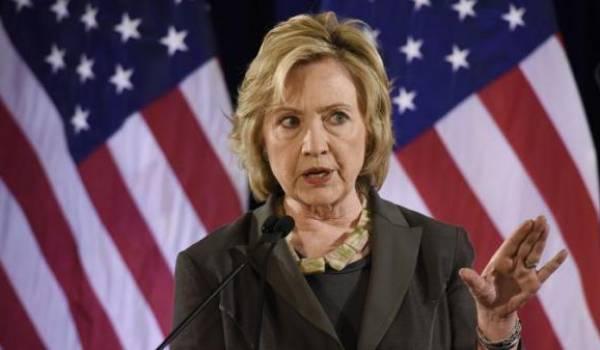 Hillary Clinton, candidate démocrate à la Maison Blanche.