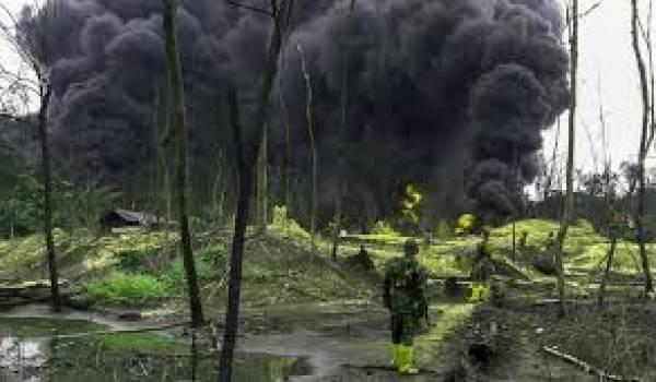 Les Vengeurs du delta du Niger (NDA) sèment la terreur.