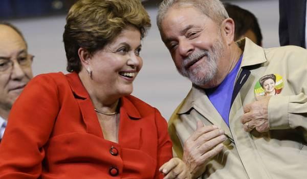 Lula et Rousseff ont décidé de boycotter la cérémonie d'ouverture des Jeux olympiques