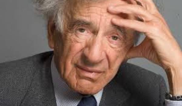 L'écrivain et philosophe américain Elie Wiesel marqué par la Shoah