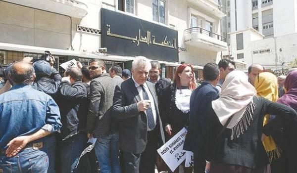 L'affaire El Khabar est symptomatique des pratiques répressives du pouvoir.