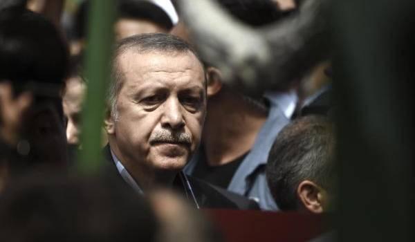 Le président Erdogan plus puissant après le putsch de vendredi.