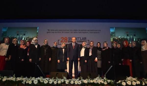 Le projet d'Erdogan est lisible pour veux bien voir