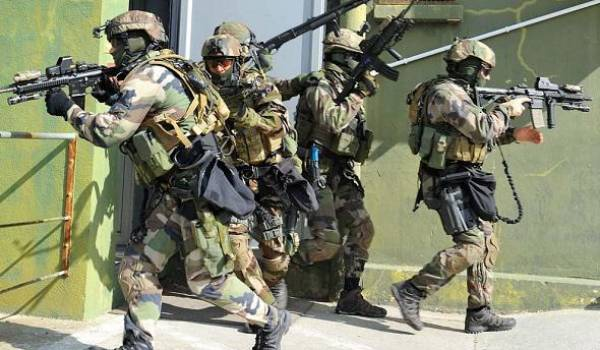 Des forces spéciales françaises en opération en Libye