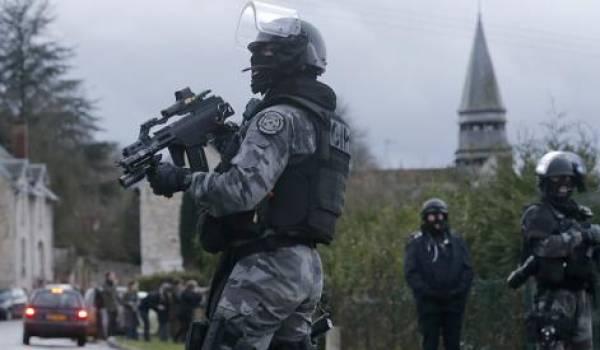 Le GIPN en première ligne dans la lutte antiterroriste.