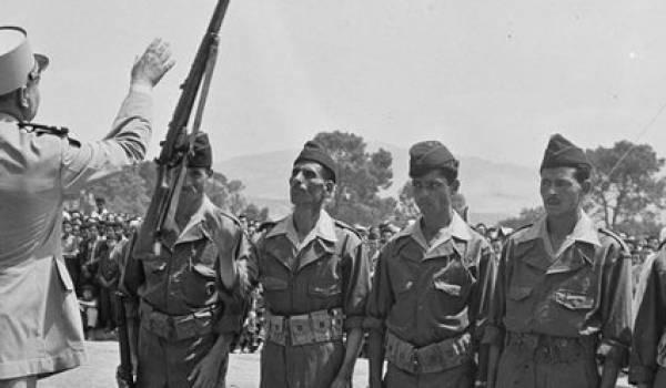 Les unités harkis ont trahi le combat algérien.
