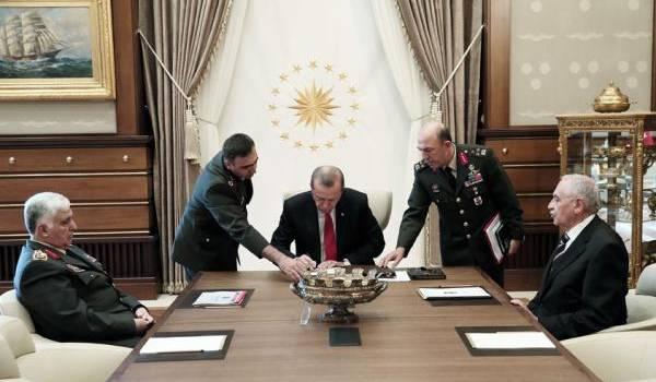 Tayyip Recep Erdogan, le nouveau maitre de la Sublime porte