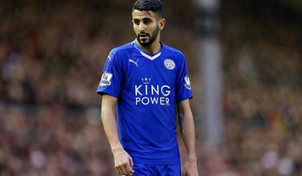 Riyad Mahrez va évoluer à Arsenal la saison prochaine.