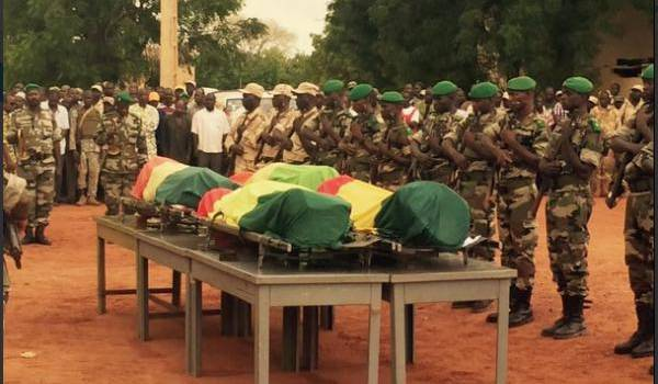 Les soldats maliens ont été attaqués par un groupe identitaire peul